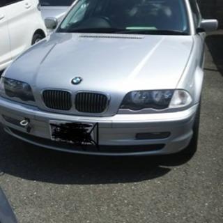 BMW 320i E46 車検2年付!ジモティ期間限定値下げ!