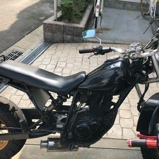 ヤマハ TW200 スカチューン セル付き