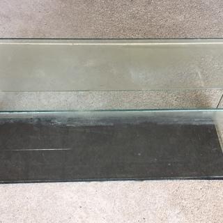 【あげます】水槽(ガラス製)