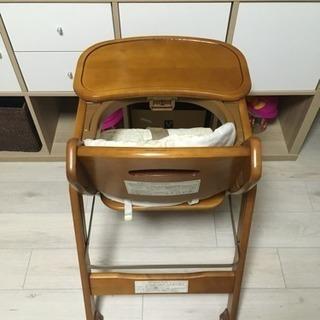 ミーブルスライドチェア+子供椅子【値下げました】