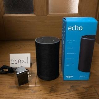 【新品同様】Amazon Echo