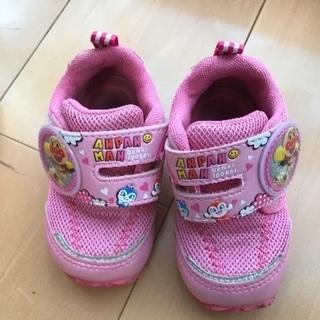子供靴 12cm アンパンマン
