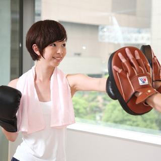 子連れママのフィットネスボクシング教室(江東区文化センター)