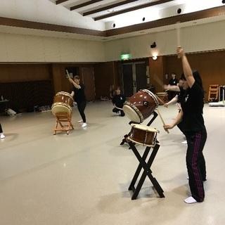 【和太鼓サークル 縁】メンバー募集、初心者大歓迎!久喜・白岡・蓮田