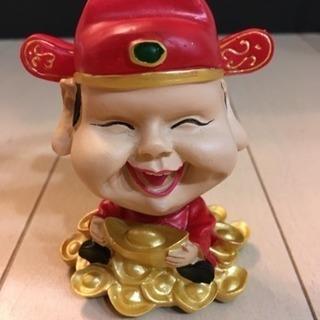 中国の人形 置物