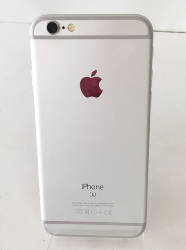 baf22a9ace 中古☆Apple iPhone6S MKQP2J/A 64GB au (モノパーク☆買取募集) 高宮の ...