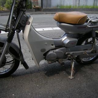 旧車ヤマハメイト80 2サイクル実働車