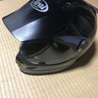 【お取引完了】アライヘルメット TXモタード サイズ 57-58...