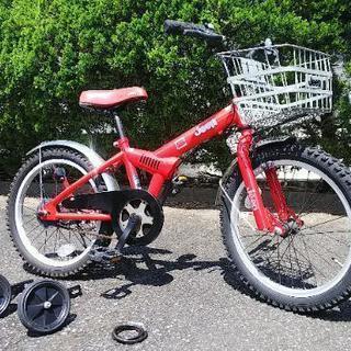 【子供用18インチ自転車】
