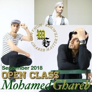 モハメドガリーブ(エジプト)オープンクラス