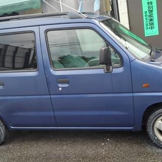 総額5万円! 😉H10年😉ワゴンR FX😉CT51S😉紺😉車検31年3月😉 - 船橋市