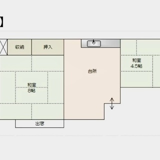 阿賀駅徒歩10分、呉市戸建