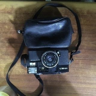 【レア】カメラ HI-MATIC AF-D - 売ります・あげます