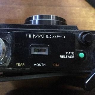 【レア】カメラ HI-MATIC AF-D − 沖縄県