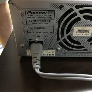 パイオニアHDDレコーダー
