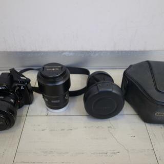 MINOLTA(ミノルタ)*フィルムカメラ*α3xi*AF 10...