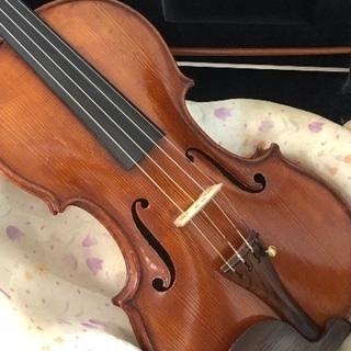 〈バイオリン生徒募集〉広島駅すぐ