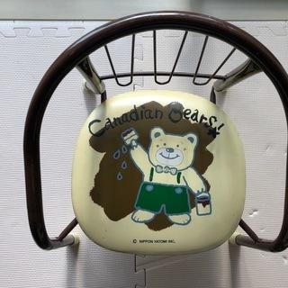 子供用椅子 ♪