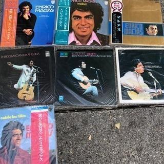 レコード エンリコ マシアス
