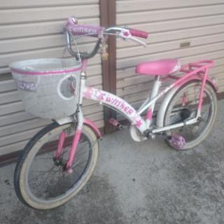 お届けも可能! 子供用 小学生 自転車 ピンク