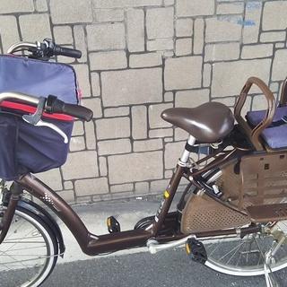 子供乗せ自転車(中古)