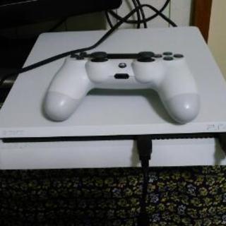 (値下げ+おまけ)PS4本体とソフトとコントローラー
