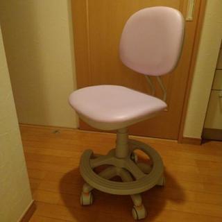 学習椅子(パープル)