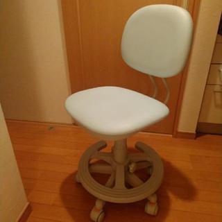学習椅子(ライトブルー)