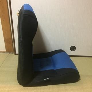 座椅子です