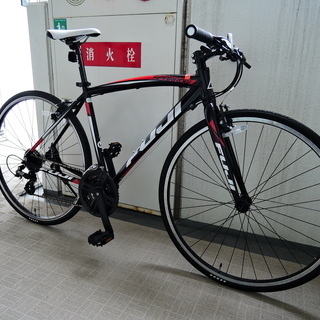 クロスバイク FUJI SPARROW 購入2か月未満