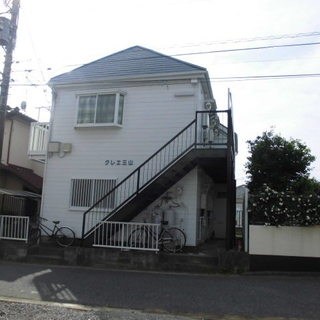初期費用総額15,000円だけで入居できます。京成本線 京成大久保...