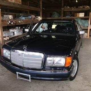 1991年 メルセデスベンツ420SEL 極上 700000円値下...