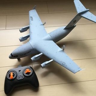よく飛びます!電動ラジコン飛行機セット