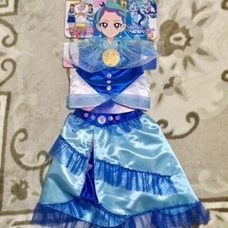 プリキュア 2WAYドレス キュアマーメイド 95cm〜115cm