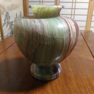 オニックス 天然石 壺 #2