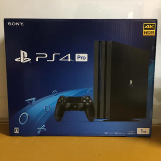 値下げ中 SONY PS4 Pro CUH-7100B 1TB ...
