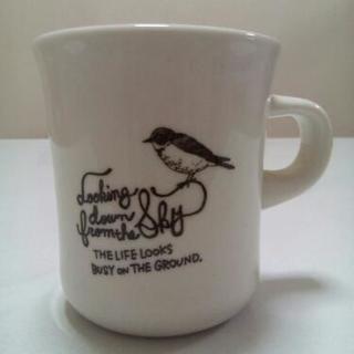 KINTO製 SLOW COFFEE スロー コーヒー マグカップ 鳥