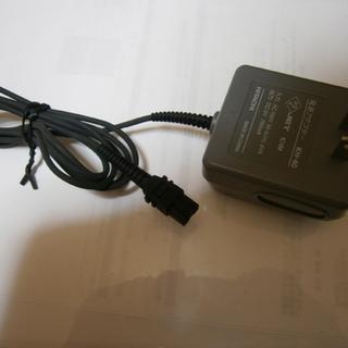 ACアダプタDC3V・700mA/加工必要?/北より