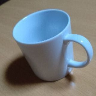 【新品】白いマグカップ