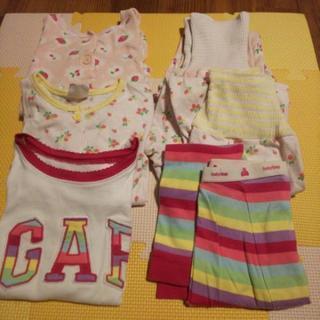 GAPなどパジャマ三種類90cm95cm95cm