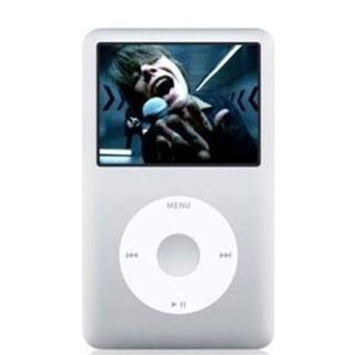 Apple iPod classic 80GB シルバー MB02...