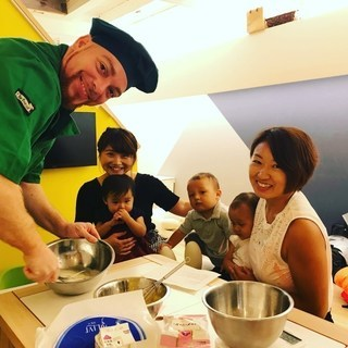 外国人シェフと英語で親子クッキング体験 ~ふわふわパンケーキ~ - 料理