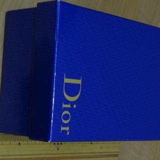 ディオール Dior 箱