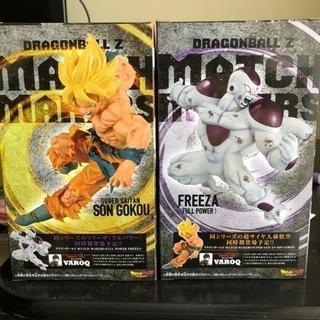 ドラゴンボールフィギュア MATCH MAKERS