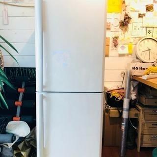 【値下げ】三菱ノンフロン冷蔵庫 中古