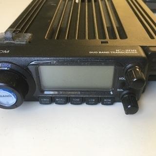 アイコムiCOM IC-208 アマチュア無線?