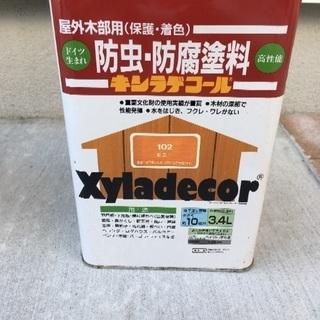 防虫防腐塗料