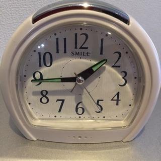 【至急】めざまし時計