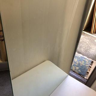 TOTO 耐食鏡 約45×60cm 鏡 ミラー DIY 中古 調布市