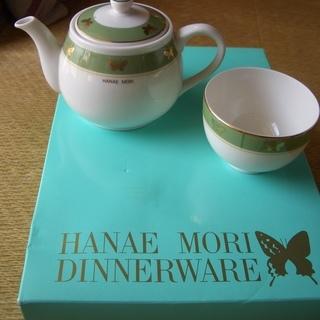 HANAE MORIのティーセット(未使用品)